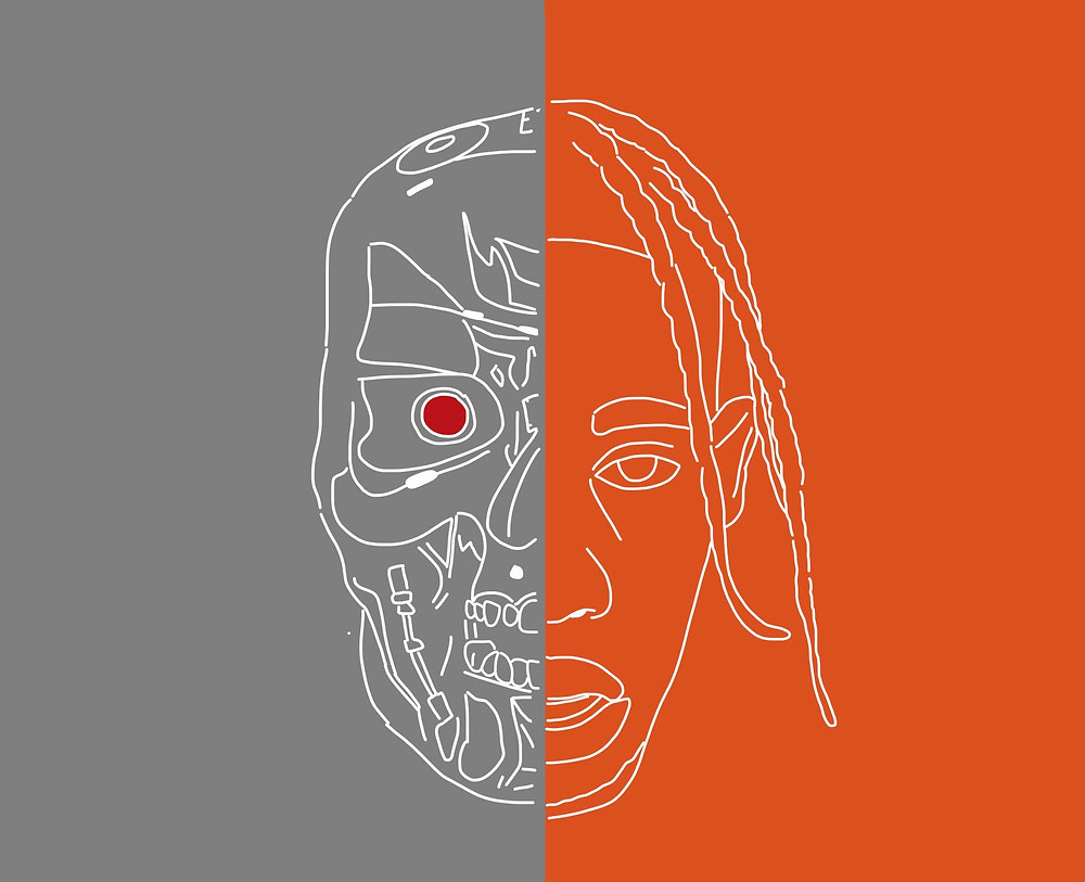Terminator x Travi$ Scott