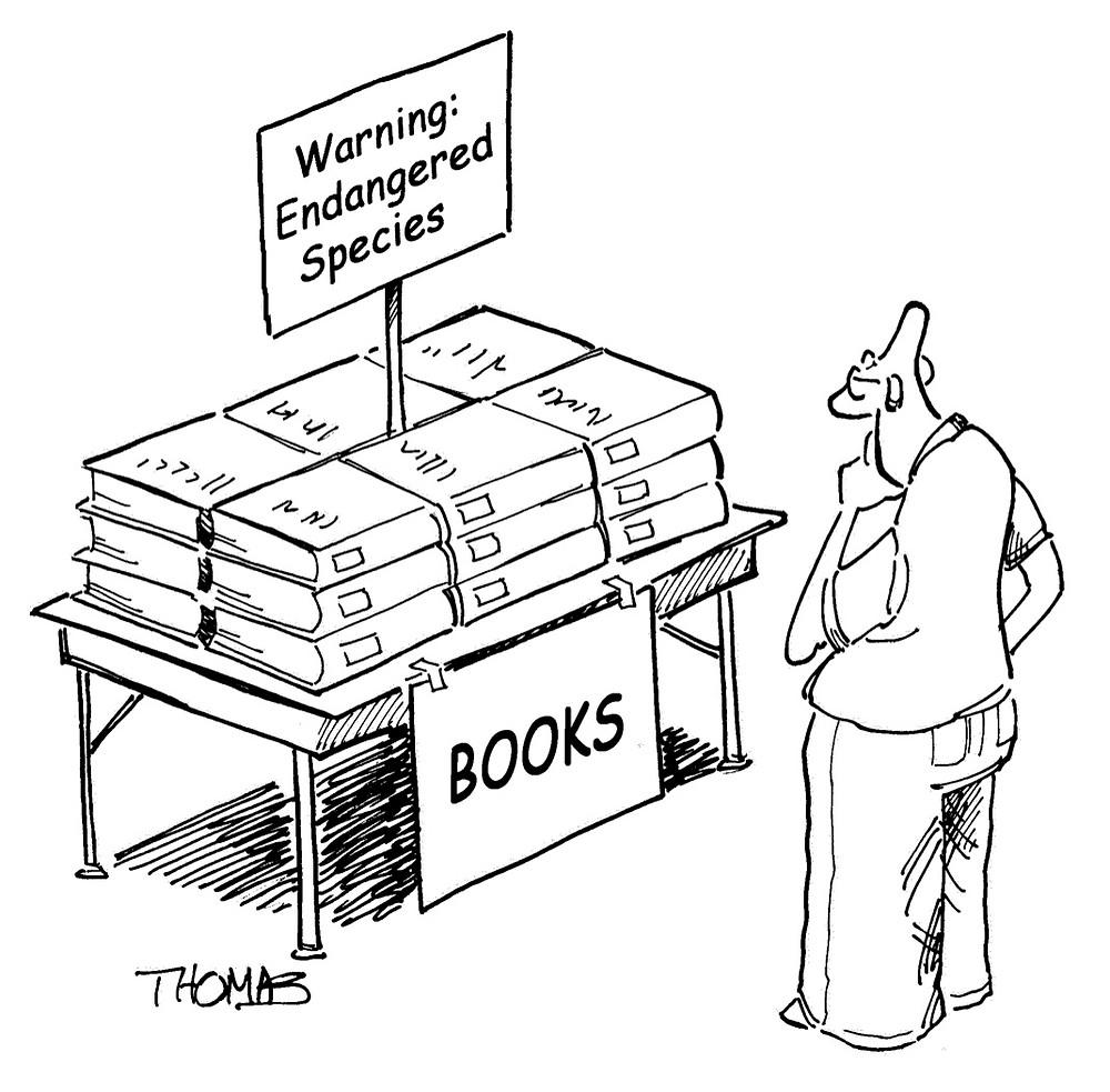 Endangered Species Books