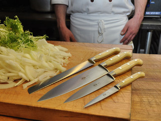 The Science of Knife Sharpening