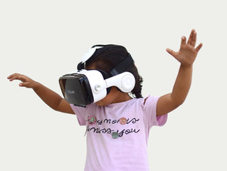 Kids and Virtual Reality: That Didn't Happen (or Did It?)