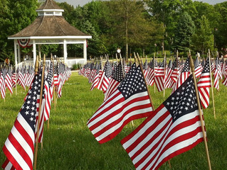 Memorial Day - Not Just a Day Off