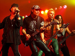 """Throwback Thursday: """"Rock You Like a Hurricane"""" by Scorpions"""