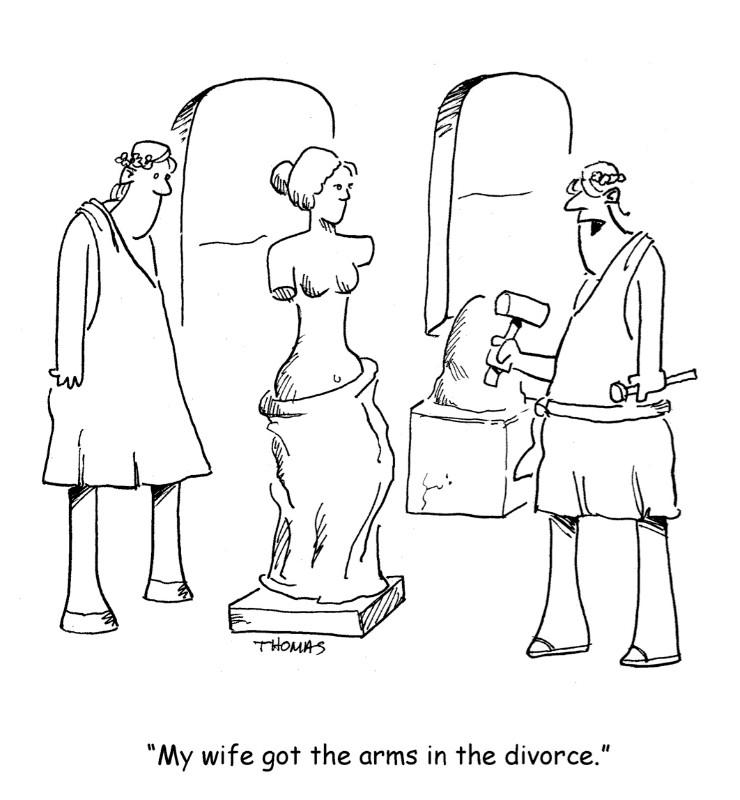 Statue Divorce