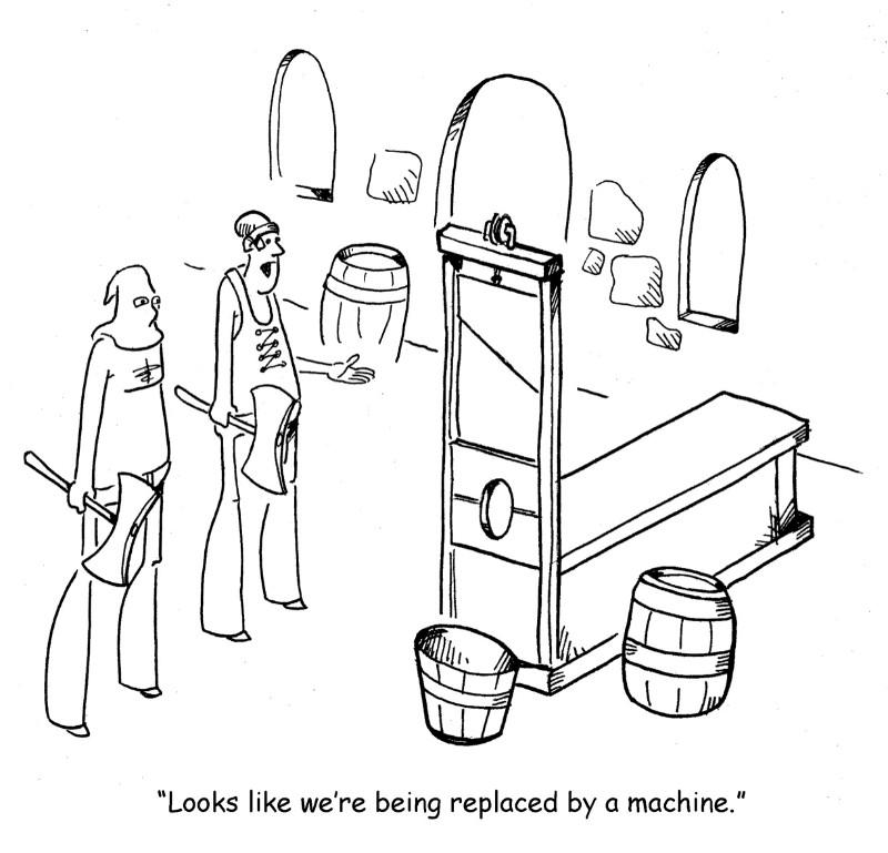 Machine Takeover