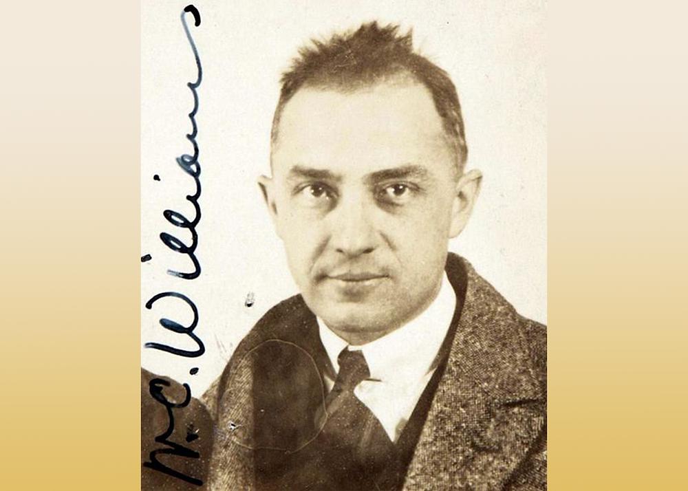 William Carlos Williams Passport