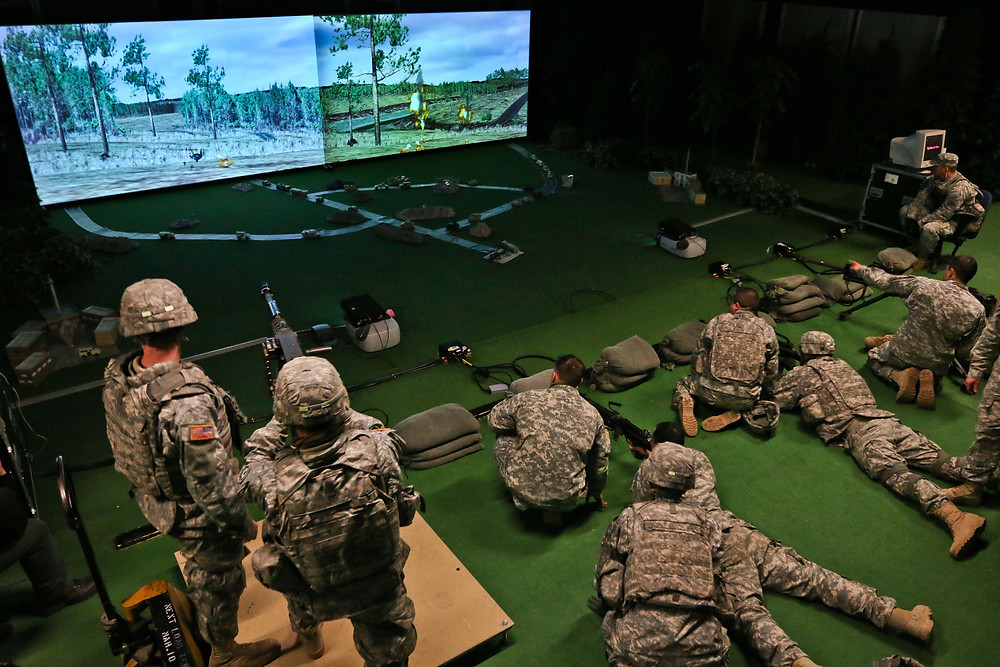 Army video Games