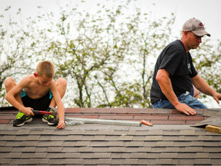 On How to Repair a Rotting Roof or Life or Society