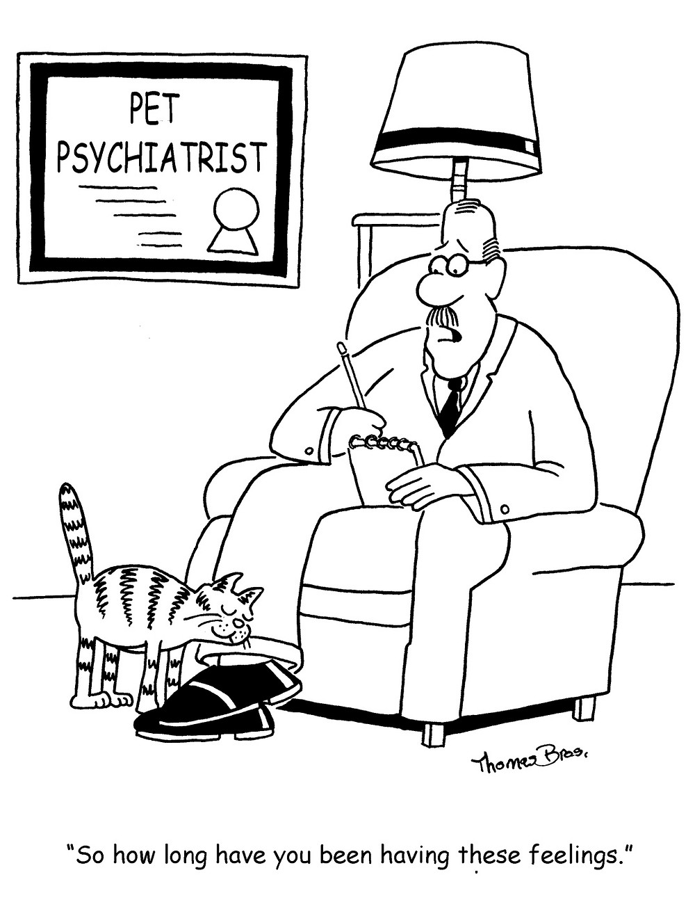 Pet Psychiatrist
