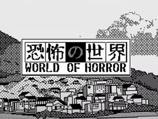World of Horror: A Chilling Cosmic Horror Video Game