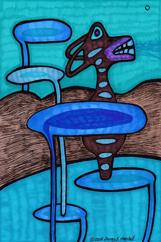 Imaginary Fountain