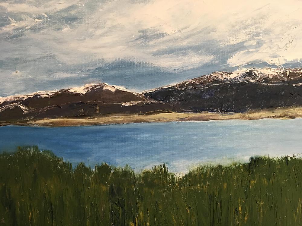 Jackson Lake, Montana
