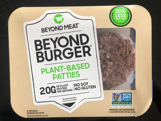 Product Review: Beyond Burger & Beyond Meat
