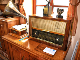 When the Radio Signals Go Silent