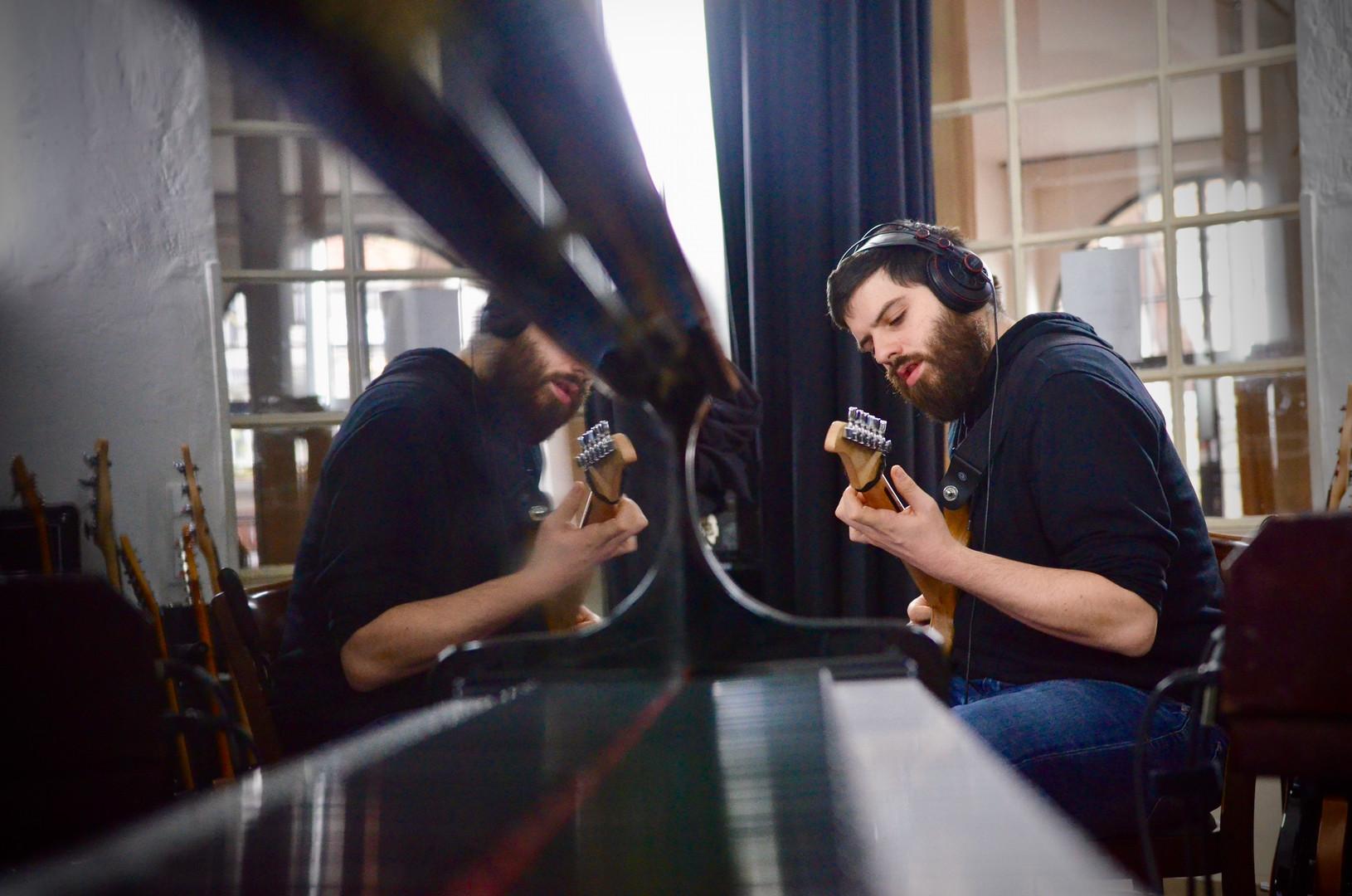 Recording Un peu d'Amour