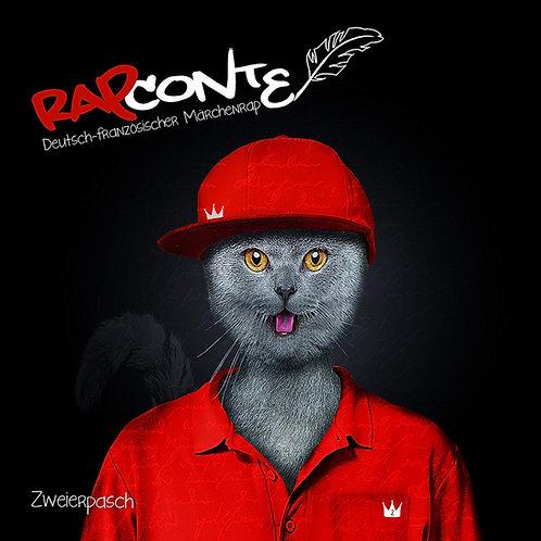 Zweierpasch - Rapconte (CD)