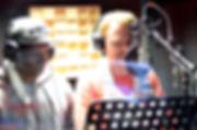 International untwewegs: Zweierpasch beim Rap-Workshop