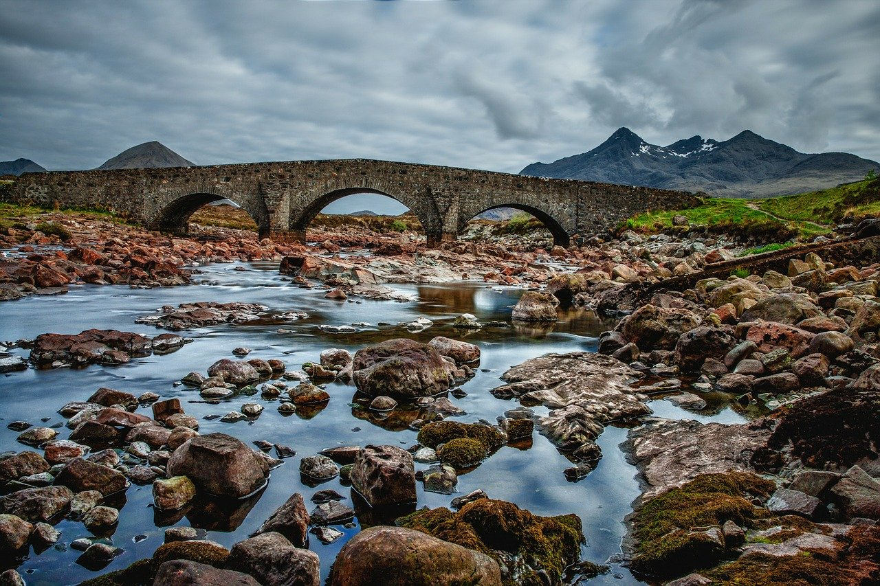 Escocia & Isla de Skye