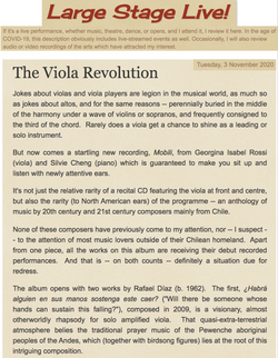 The Viola Revolution