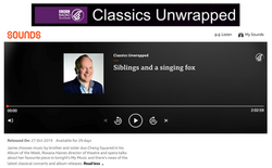 Classics Unwrapped Album of the Week