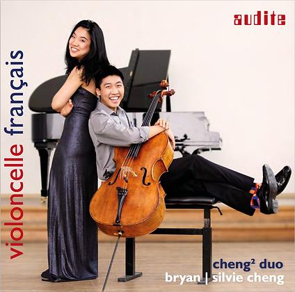 """""""Violoncelle français"""" CD"""