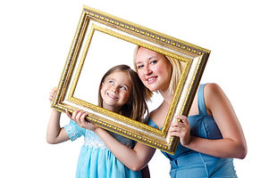 Happy mom and daughter on white.jpg