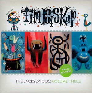 THE JACKSON 500: VOLUME THREE