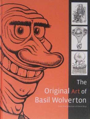 THE ORIGINAL ART OF BASIL WOLVERTON