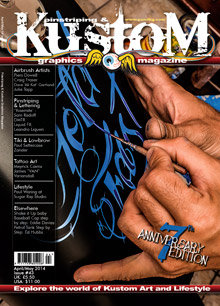 PINSTRIPING & KUSTOM GRAPHICS (1-10)