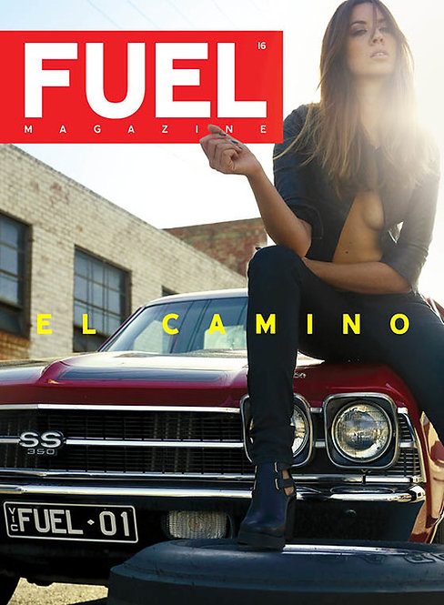 FUEL - ISSUE 16