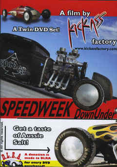 SPEEDWEEK DOWNUNDER
