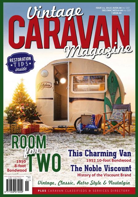 VINTAGE CARAVAN - ISSUE 11