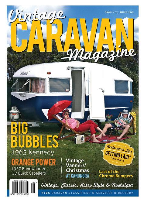 VINTAGE CARAVAN - ISSUE 6