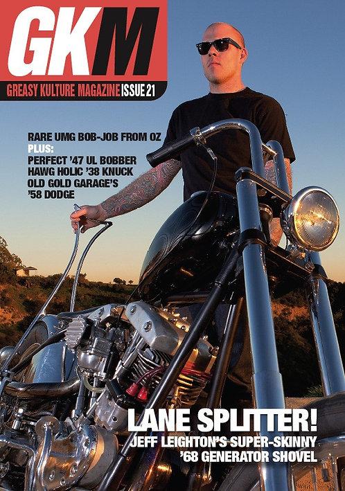 GKM - ISSUE 21
