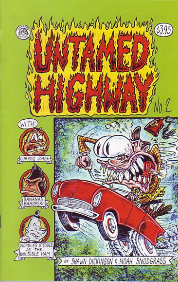 UNTAMED HIGHWAY - ISSUE 2