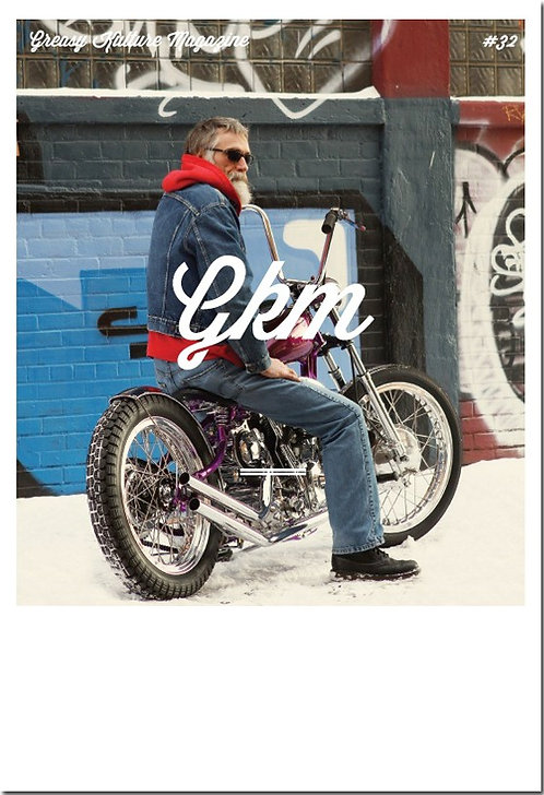GKM - ISSUE 32