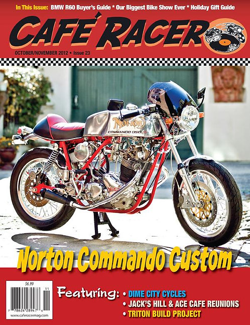 CAFE RACER - ISSUE 23