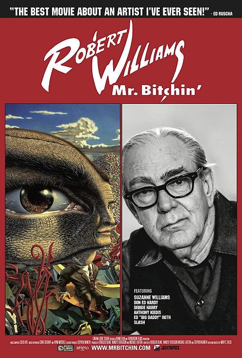 ROBERT WILLIAMS - MR. BITCHEN