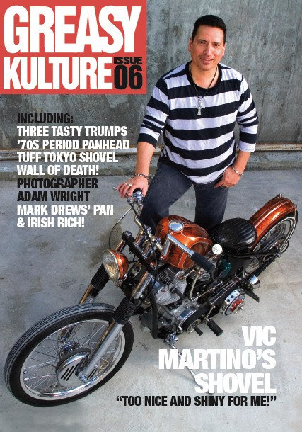 GKM - ISSUE 6 **LAST ONE**