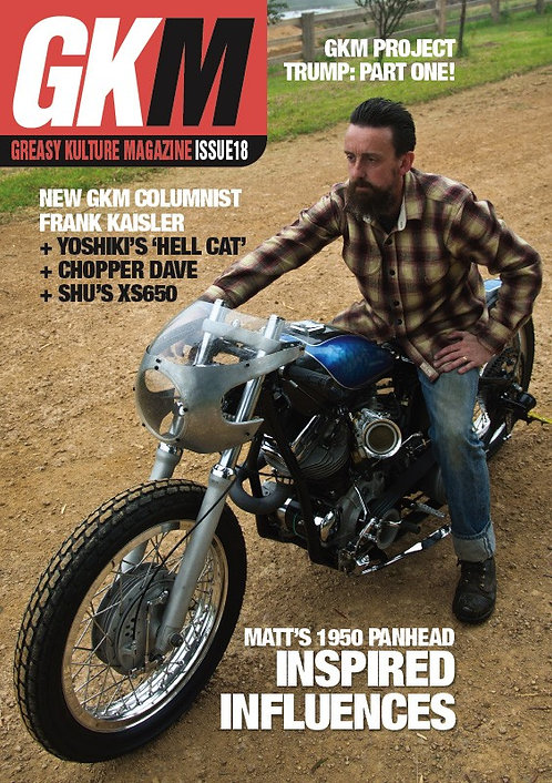GKM - ISSUE 18