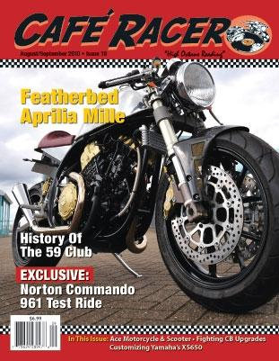 CAFE RACER - ISSUE 10