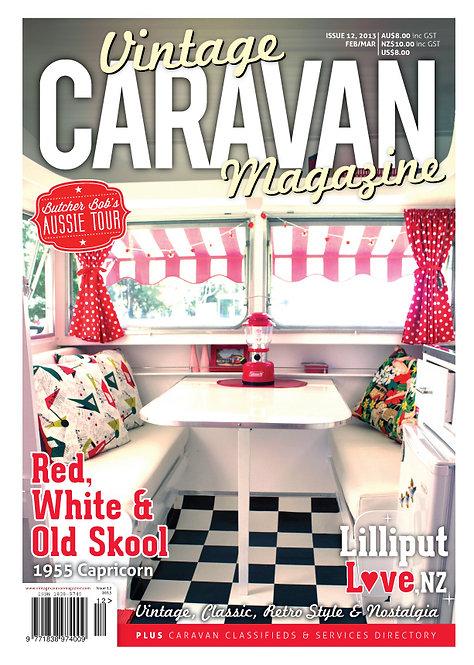 VINTAGE CARAVAN - ISSUE 12
