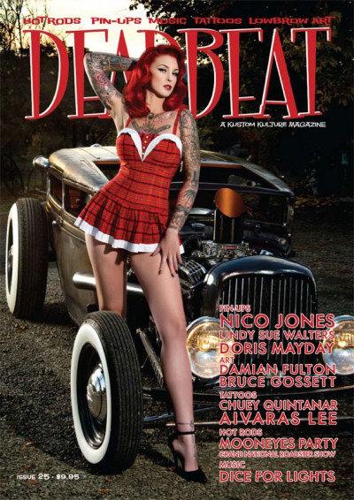 DEADBEAT - ISSUE 25