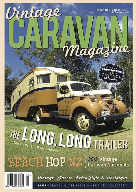 VINTAGE CARAVAN - ISSUE 8