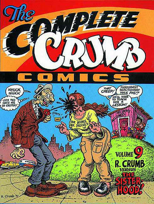 THE COMPLETE CRUMB VOL 9 (SIGNED & NUMBERED)