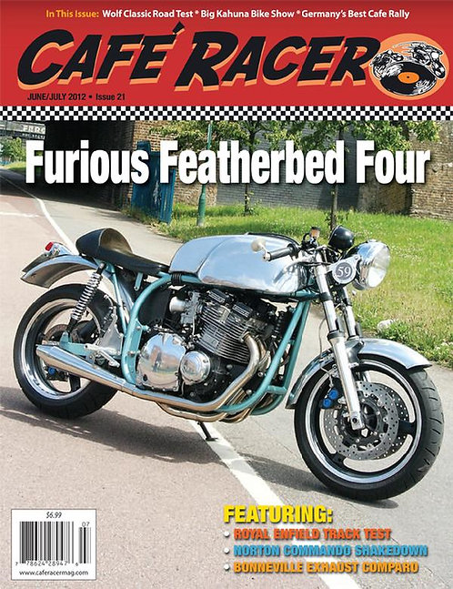 CAFE RACER - ISSUE 21