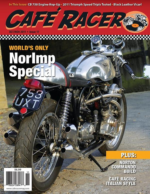 CAFE RACER - ISSUE 17