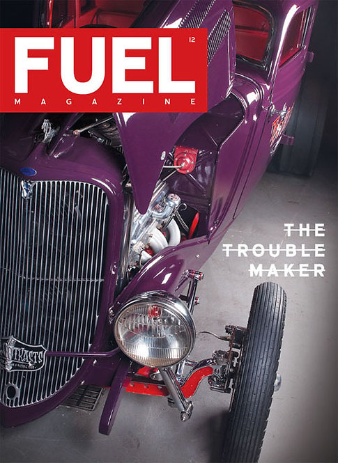 FUEL - ISSUE 12