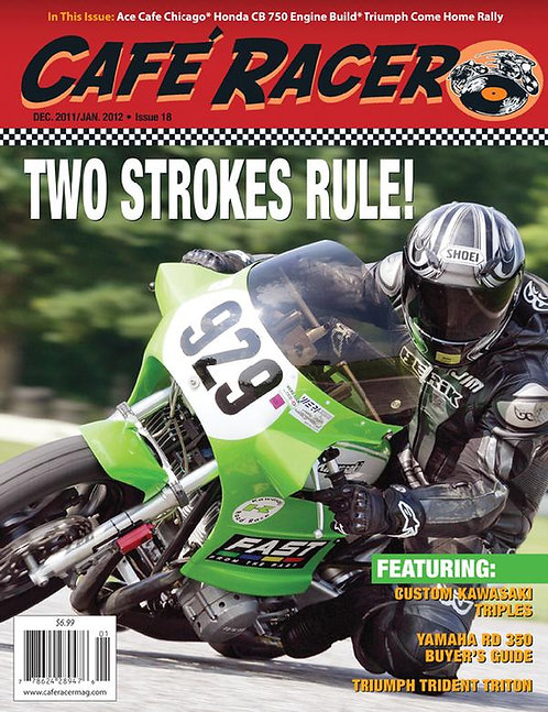 CAFE RACER - ISSUE 18