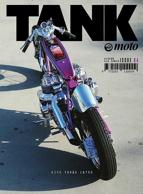 TANK MOTO - ISSUE 4