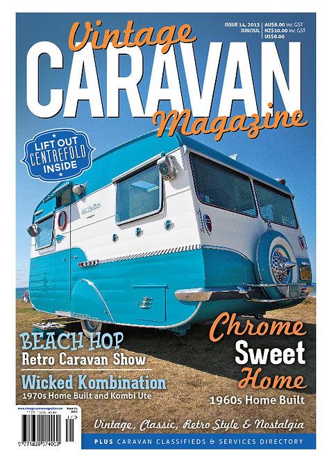VINTAGE CARAVAN - ISSUE 14